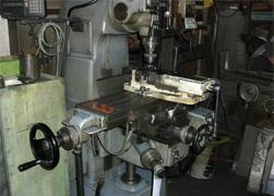 大阪府 金属加工 プレス加工 プレス試作 機械加工 ダイモン 機械加工